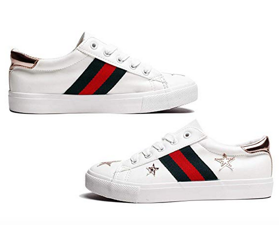 Gucci Dupes Sneakers