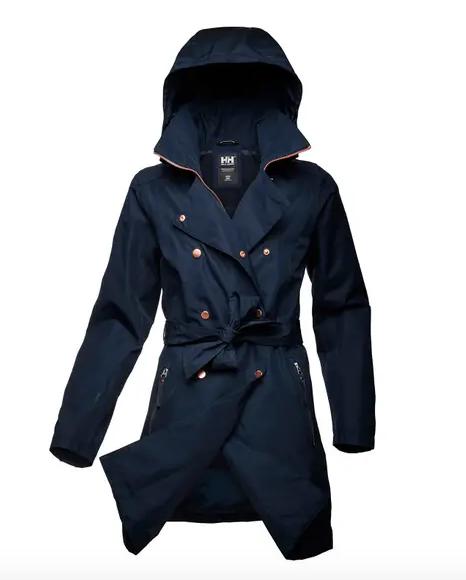 Helly Hansen Trench Coat