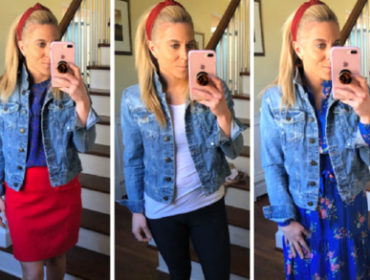 Petite Denim Jacket - 5 Styles to Wear