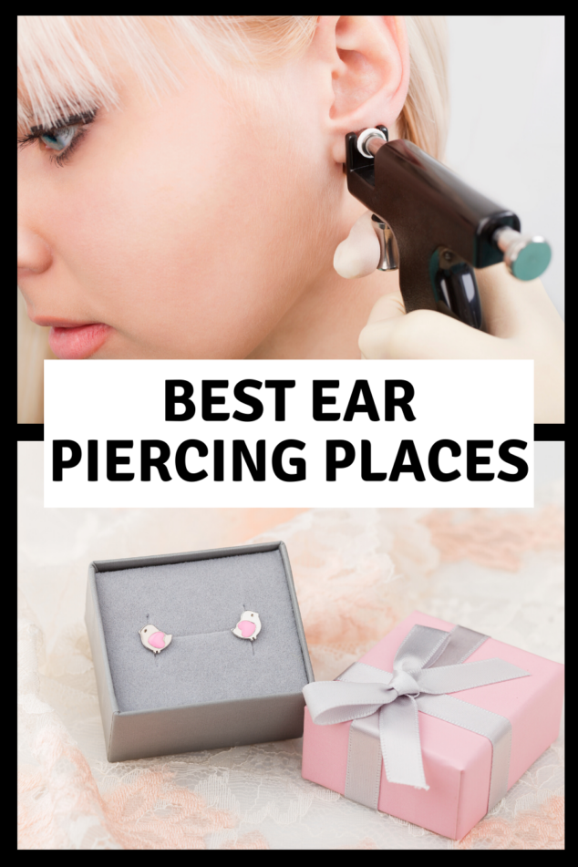 Best Ear Piercing Places