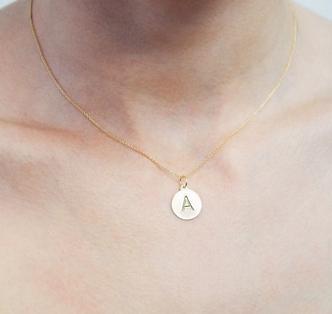 Monogram Jewelry Helen Ficalora