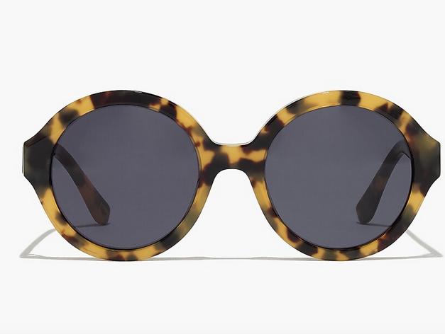 J.Crew Sunglasses Carnival round sunglasses