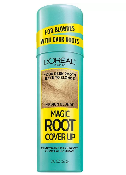 Blonde Root Touch Up