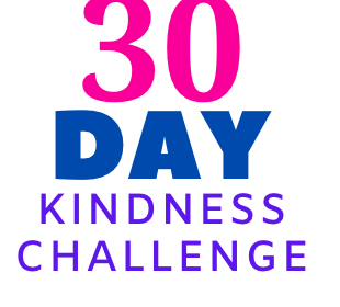 Family Challenges - 30 Day Kindness Challenge for Kids