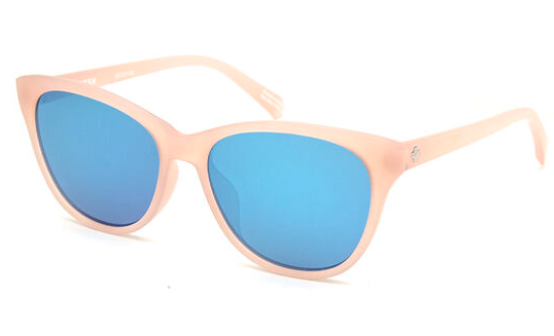 SPY Refresh by Spritzer Matte Blush & Blue Spectra Sunglasses