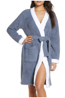 Barefoot Dreams CozyChic Short Robe