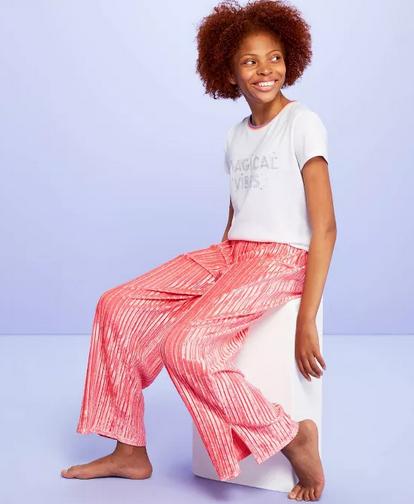 Target GIrls Pajamas