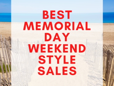 BEST MEMORIAL DAY WEEKEND SALES