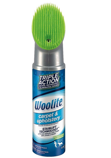 Woolite Carpet and Upholstery Cleaner 12 oz. Foam