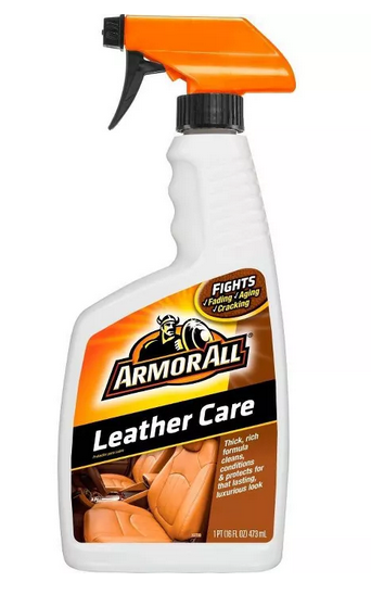 Armor All 16oz Leather Care Automotive Protector