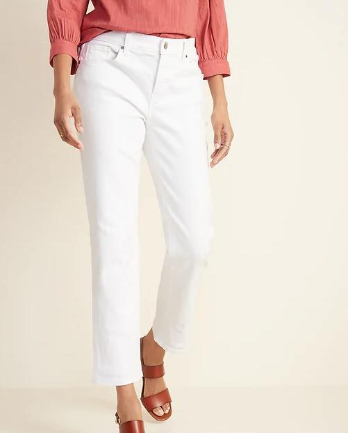 Cheap White Jeans