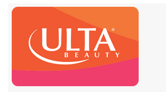 ULTA Gift Card Giveaway
