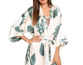 Kimono Robe Options for Women