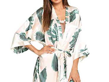 Kimono Robe Options for Women