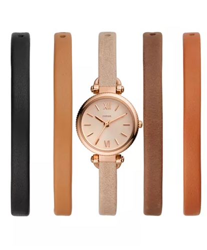 Leather Straps Interchangeable Fossil Brand