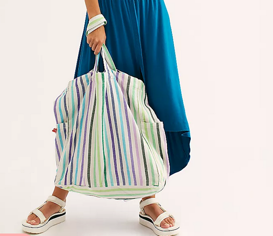 Free People We The Free Selvage Tote