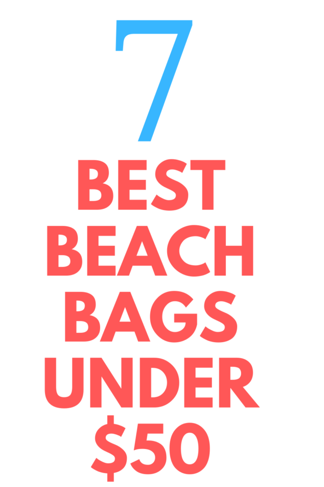 Best Beach Bag Options Under $50