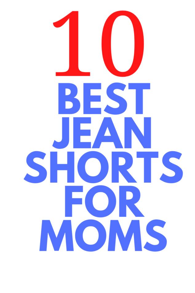 Best Jean Shorts for Moms