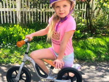 GIVEAWAY: MY FIRST BALANCE BIKE