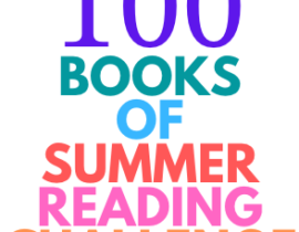 Reading Challenge - 100 Books of Summer