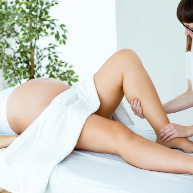 pregnancy pampering