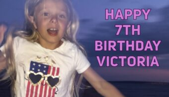 Happy Birthday Victoria