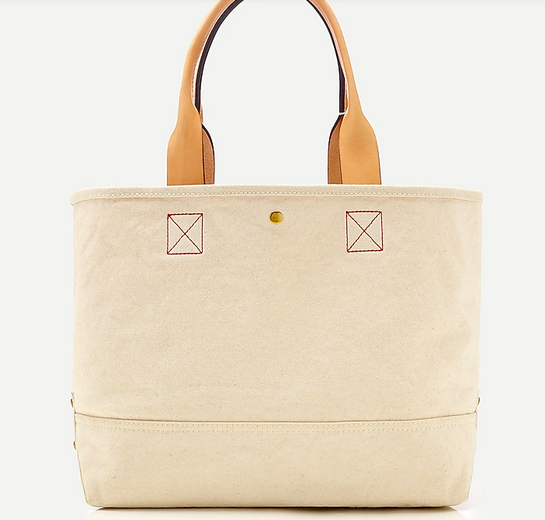 J.Crew Montauk tote in large