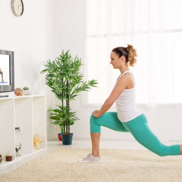 Home exercise programs