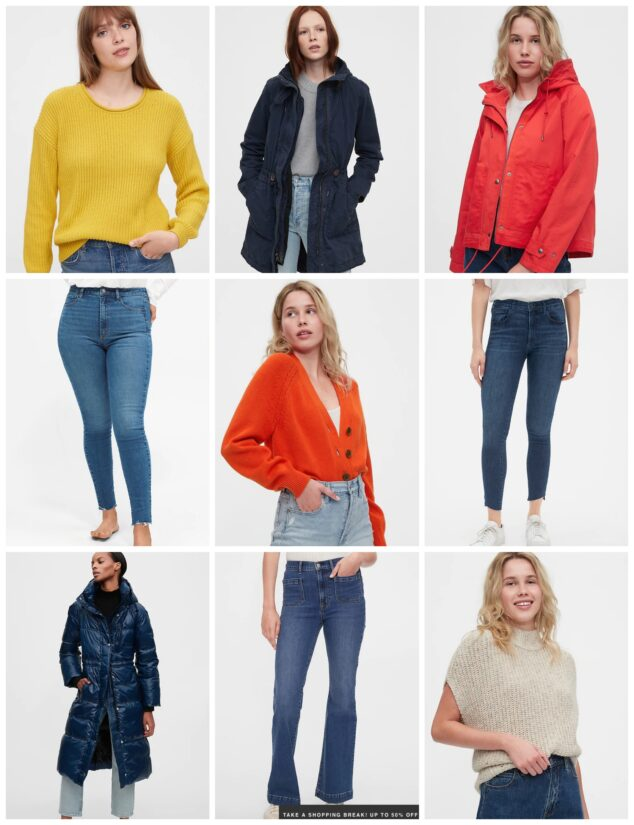 GAP Fall Faves
