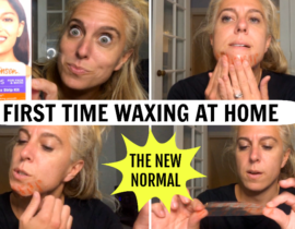 Waxing at Home