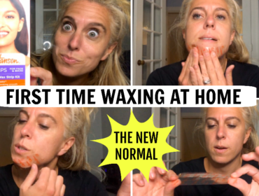 Waxing at Home