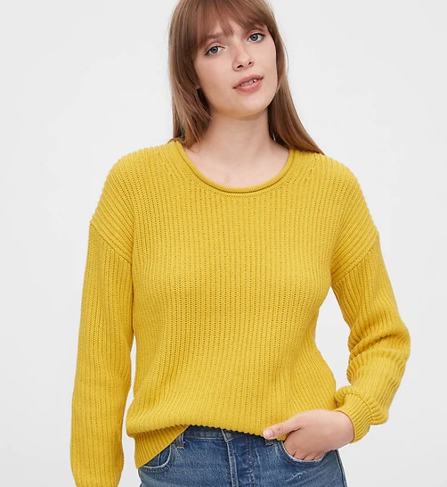 Relaxed Rollneck Sweater