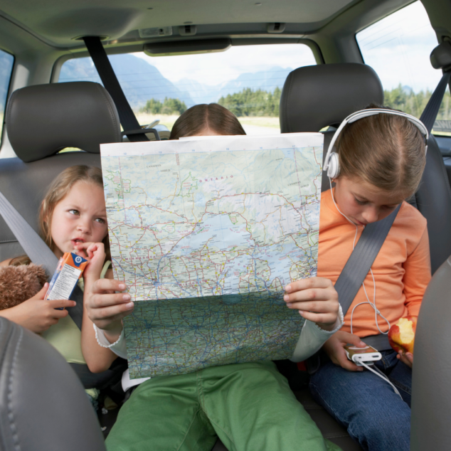Road Trip Trivia Questions for Kids