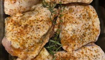 Easiest Chicken Dinner Recipe