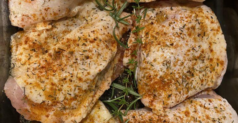 Easiest Chicken Dinner Recipe