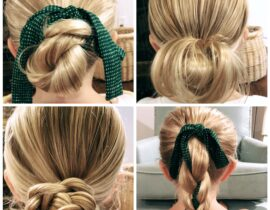 Easy Party Hairstyles