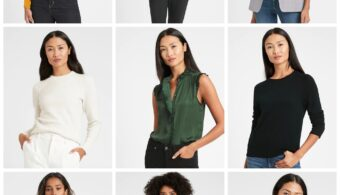 Banana Republic Fall Fashion Guide