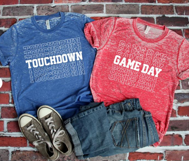 Game Day Apparel for Women
