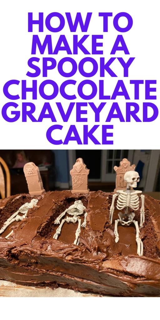 Graveyard Dessert for Halloween Fun