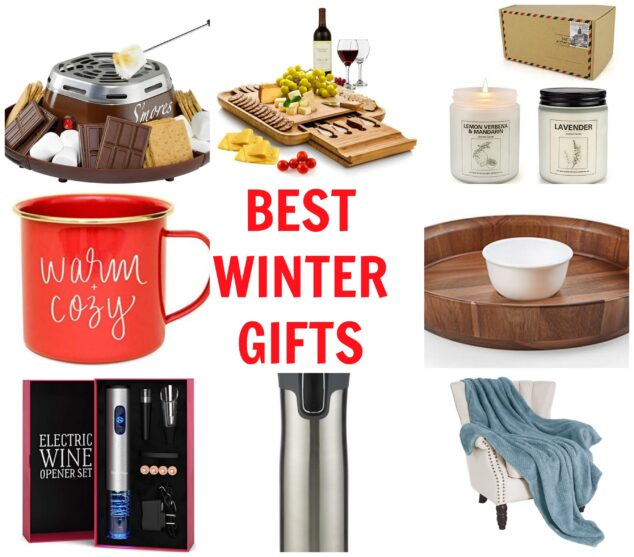 Winter Gifts for Family and Friends