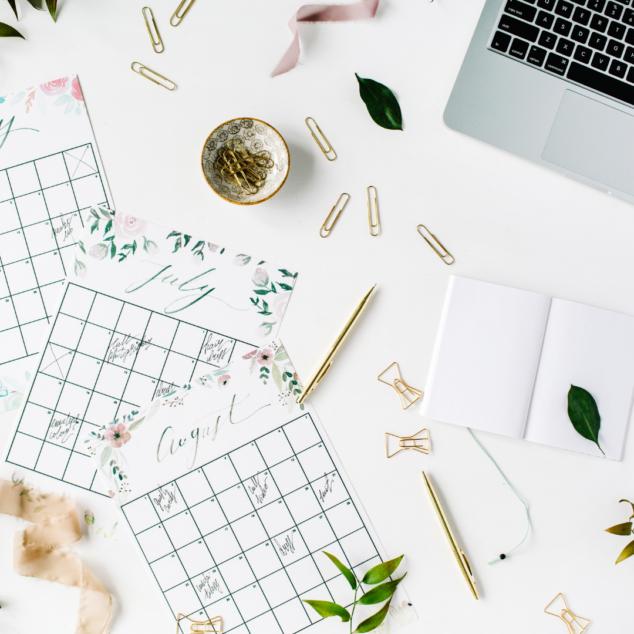 Daily Productivity Checklist