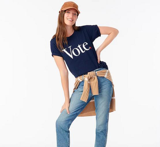 VOTE Tee shirt - $39.50