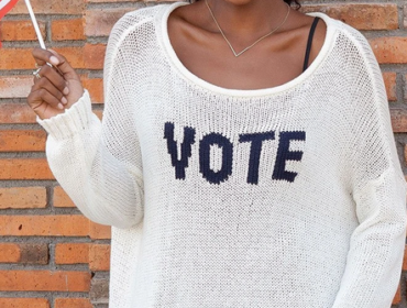 VOTE Sweater