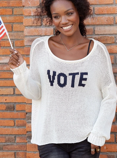 VOTE Sweater