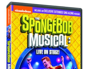 GIVEAWAY: SpongeBob DVD
