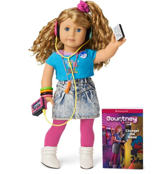 American Girl Courtney