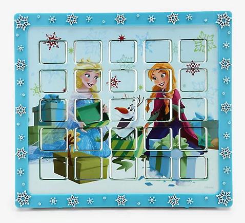 Disney Advent Calendar - Frozen