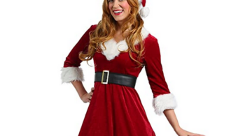 Mrs. Claus Outfit
