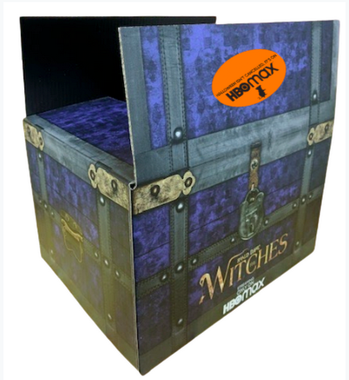 THE WITCHES Prize Pack Giveaway