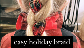 christmas themed hairstyles